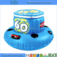 Inflatable Floating Ice Bucket Cooler Keep Drink Cold on Ice Beer Pop Pool Chest