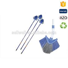 Telescopic brooms to clean ceiling, foldable long handle ceiling broom