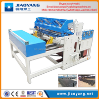 Construction Panel Wire Mesh Welding Machine/Building Material Roll