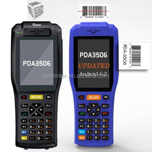 Superior Quality Rugged Portable 3G Wifi Smartphone Waterproof PDA With Thermal Printer