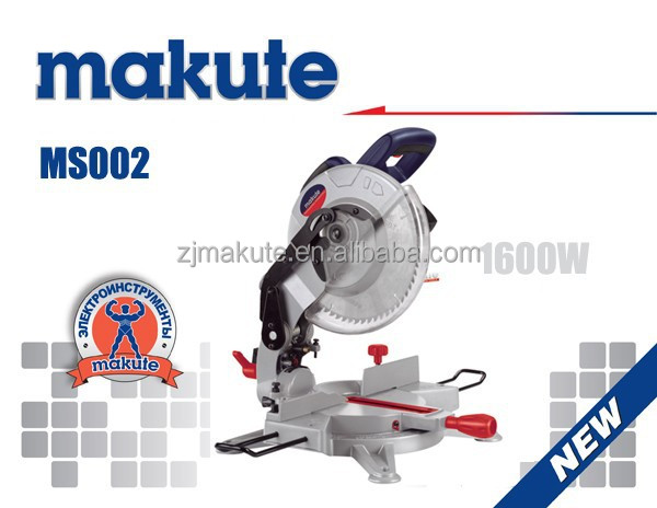 MAKUTE miter saw MS002 255MM dewalt miter saw
