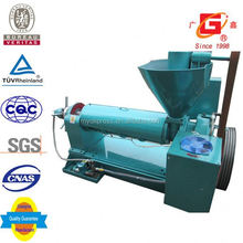 seeds processing machine 7T/24H pine nuts oil squeezer with water cooling