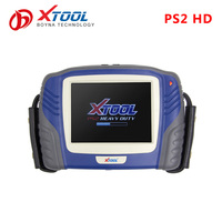 XTOOL ps2 heavy duty scanner for obd hino truck diagnostic software