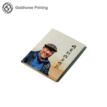 Fancy Paper Softcover Case Bound Book Printing/Newest Design Offset Printing Book Bound Book Printing