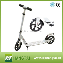 200mm Wheels adult kick bike,frog scooter,kick scooter with foldable