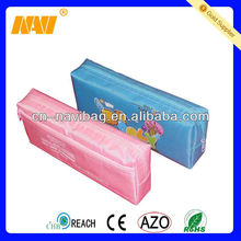Promotional student pencil case for kids(NV-PE048)