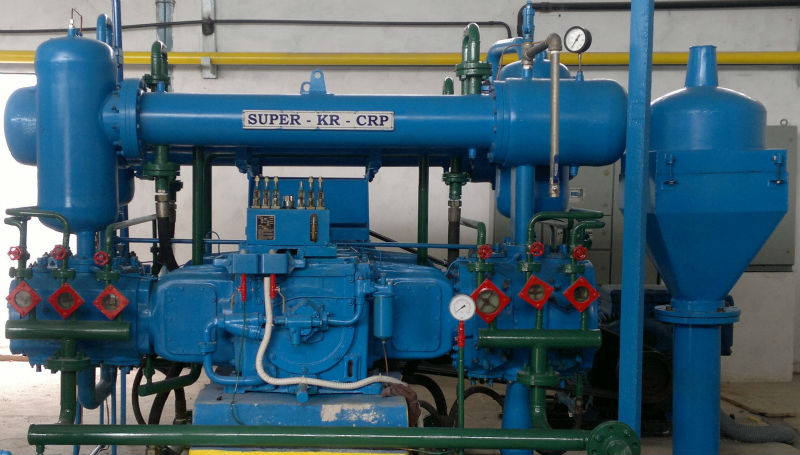 Fully setup of Oxygen Factory to Produce Oxygen Purity up to 99.7% & Nitrogen Purity up to 99.999%
