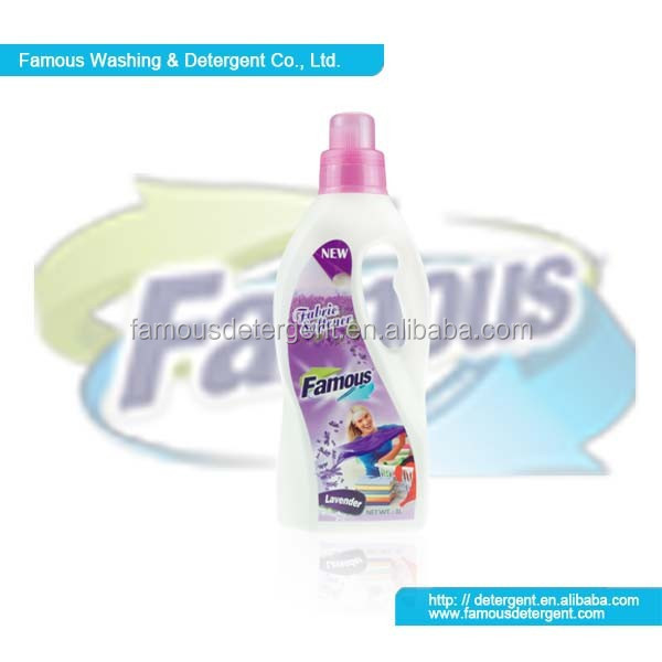 famous direct factory Wholesale 1L lavender fabric softener