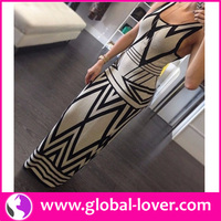 Wholesale 2015 sexy bodycon sleeveless maxi party summer fashion dress for women