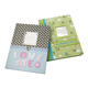OEM Cloth Hardcover Baby Memory Record Book photo album book