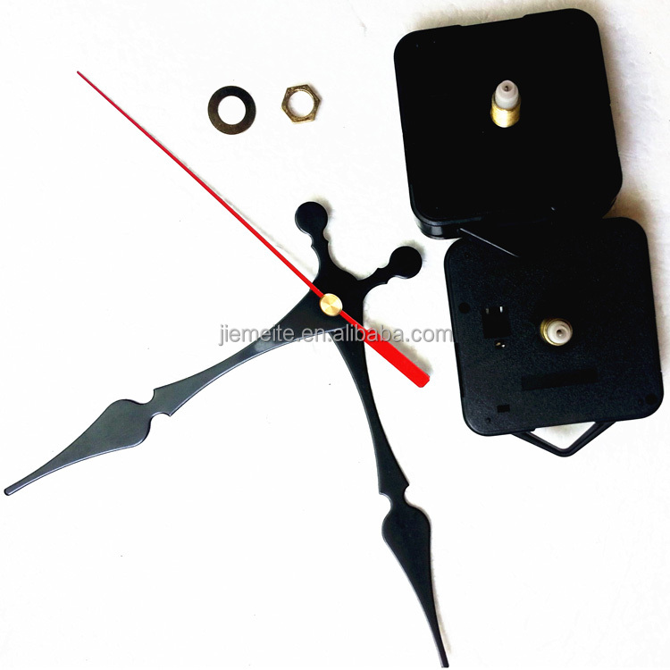Wholesale high quality analog quartz clock movement wall clock movement