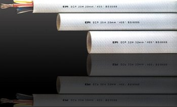 HIGH IMPACT PVC CONDUIT PIPE FOR ELECTRICAL INSTALLATION