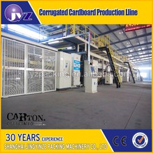 JYZ single wall corrugated board production line