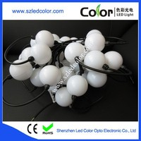 led color changing 50mm ws2811 pixel round ball