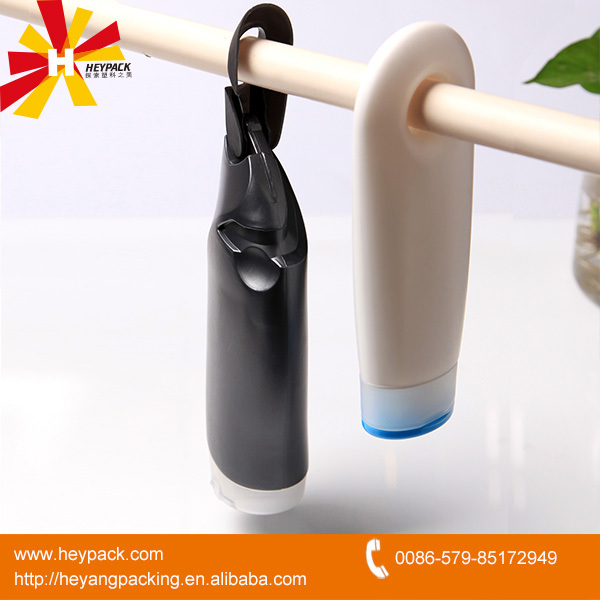 250ml 300ml Unique design hanging shampoo bottle