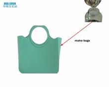Eco-friendly colorful silicone tote food bag made by liquid silicone rubber