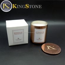 Kingstone Copper Candle Jar