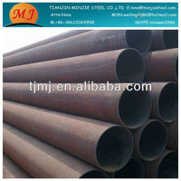 steel tube drilling black welded pipe Tianjin