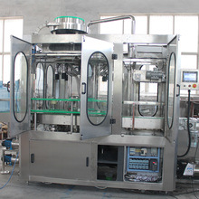 Faster and more stable because of the new isotonic pressure factory sale alkaline water filling machine