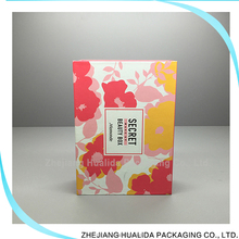 Box-61 Rrecycled Paper Box for Perfume Packaging