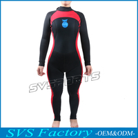 2016 New Arrival Fashion Style Neoprene Diving Wetsuit and Surfing Suit for Women