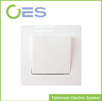 One Gang Two Way Electrical Wall Switch 16A 250V