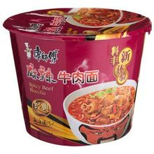Tingyi Hot Spicy Beef Flavor Instant Noodles
