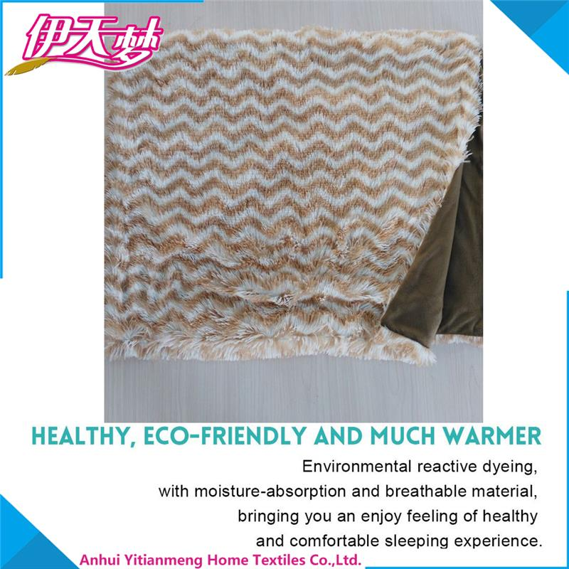 100% polyester raschel blanket and weft blanket super soft quality, korean style, animal design handira moroccan wedding blanket