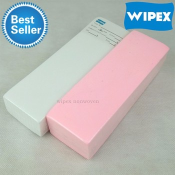 WIPEX 2017 newest and professional calico waxing strips made in China