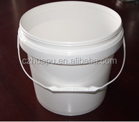 6L plastic bucket /pail for milk flavor