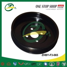 Car engine parts timing belt flywheel for BYD F3 parts BYD auto spare parts