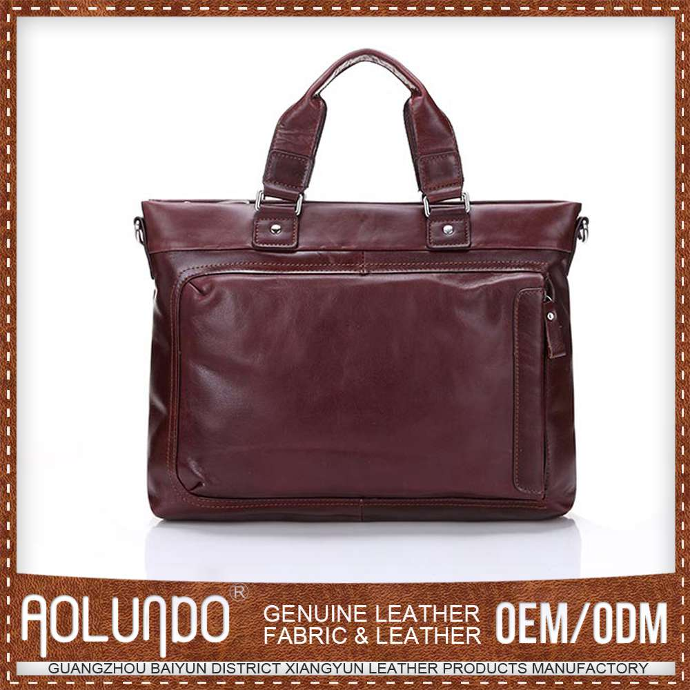 100% Warranty Good Design Personalized Leather Korean Brand Bags