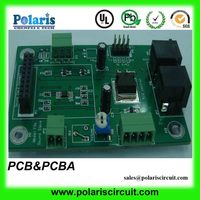LCD refrigerator controller, pcba, pcb assembly design and manufacturing