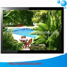 32 inch portable monitor full HD LCD monitor with VGA BNC input