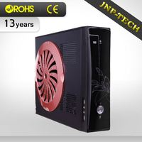 Super Quality Fashion New Model Full Tower Atx Horizontal Pc Case