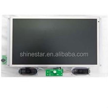 open frame 19 inch monitor advertising video display in retail store