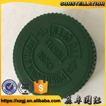 2017 Newest custom made 38mm plastic beverage bottle cap for sale