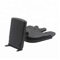 053-087# CD slot mount magnetic car cradle factory new 360 Rotating Degree Car Cradle Stand Holder Mount For mobile phone
