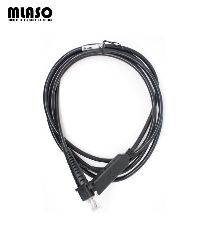 Compatible USB 2 Meter Straight Cable chip For Unitech MS840 Barcode Scanner Pda Parts
