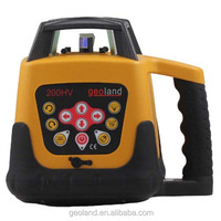 200HV Laser Level Agriculture Laser Land Leveling with Dry Battery Pack