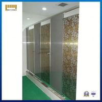 hpl toilet partition panel/ cheap compact laminate toilet partitions