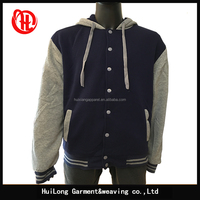 Custom winter mens varsity jacket wholesale jacket