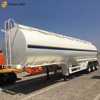 new oil tanker trailer,steel fuel tanker,fuel oil semi traler for sale