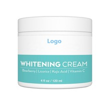 Best natural skin care kojic acid whitening cream