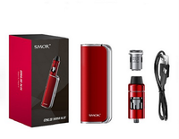 Top quality and 100% Original1350mAh SMOK OSUB 40W TC Starter Kit with Magnetic battery cover and Pocket size