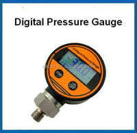Battery supply Digital pressure indicator with lcd display