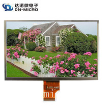 Best price 7 inch 1024*600 HD TFT LCD Screen display