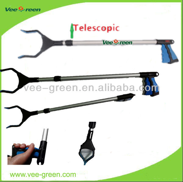 Plastic Telescopic Reaching Tool