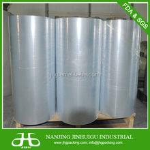 plastic packing- pof film, polyolefin film