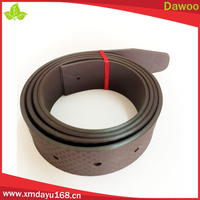 accept small quantity order lady size plastic belt factory